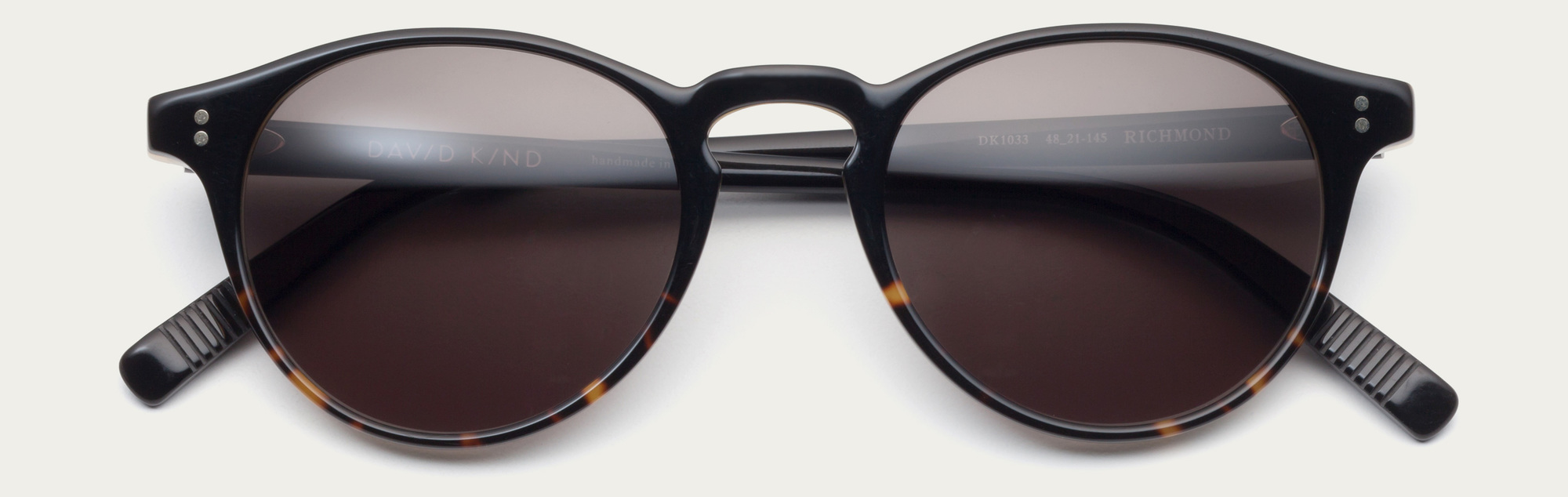 Large 2x richmond in macchiato sun grey lens