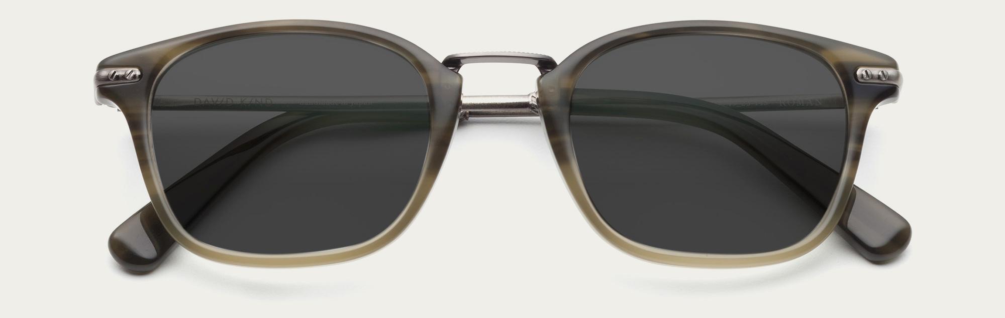 Large 2x roman in pine sun grey lens