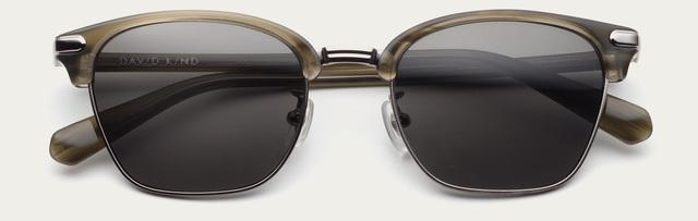 Tiny 2x katana in pine sun grey lens